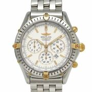 Breitling Shadow Fryback Chronograph B35313 Automatic Black Dial Limited 500