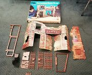 Vintage 1967 Mego Planet Of The Apes - Forbidden Zone Trap Playset W/ Box Wow