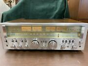 Sansui G8000 Pure Power Dc Stereo Receiver 120 Watts - Tech Tested And Working