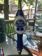 Pabst Blue Ribbon Pbr Beer Tap Handle