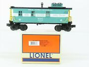O Gauge 3-rail Lionel 6-17636 Nyc New York Central Safety Wherever Caboose 18096