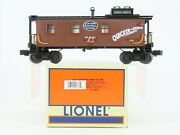 O Gauge 3-rail Lionel 6-17637 Pande Nyc New York Central Peoria Caboose 21