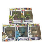 Space Jam Funko Pops- Full Collection. Great Condition.