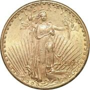 Aa826 Rare United States 20 Dollars Liberty 1925 Or Gold Unc - Make Offer