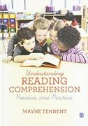 Understanding Reading Comprehension Processes And Practices By Tennent New+