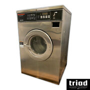 And03901 Speed Queen 27lb Coin Commercial Washer 1phase Laundromat Huebsch Unimac