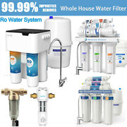 Whole House Reverse Osmosis Water Filter System Ultra-pure Drinking Water