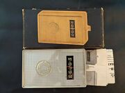 Vintage American Standard Cb-525-02 Timed Cycling Low Voltage Thermostat Box New