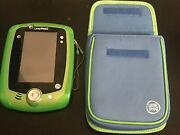 Leapfrog Leappad Tablet With Charger, Case, 2 Games Lot Tested Works