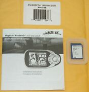 New Magellan Roadmate Gps 300 300r Map Update One 1 Sd Card - Central Us