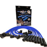 Eagle 8mm Ignition Spark Plug Leads Fits Chevrolet Under Exhaust Manifold 8cyl