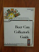Maverick Beer Can Collector's Guide Vol 3 By Robert L. Dabbs, Jerry Lamb 1978 Sc