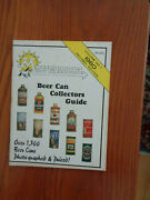 Maverick Beer Can Collector's Guide Vol 1 By Robert L. Dabbs, Jerry Lamb 1980 Sc