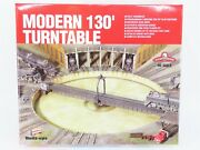 Ho Scale Walthers Cornerstone Series 933-2829 Assembled Modern 130and039 Turntable