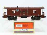 O Gauge 3-rail Lionel 6-17676 Nyc New York Central Bay Window Caboose 20300