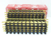 Lgb 1000 G Scale 12 Inch Straight Track Pack Of 12 Ln/box