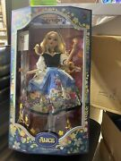 Disney Alice In Wonderland Limited Edition Doll By Mary Blair In Hand
