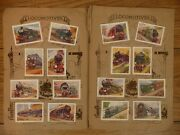 Antique Sticker Book Every Boyand039s World In Pictures Trains Planes White Star Line