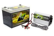 Lithium Pros 16v Lithium-ion Power Pack Battery And Charger Kit P/n T1600ck