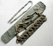 Set Chinese Army Type 56 Sks Cover Bag Type 56 Sks Ammo Pouch Chest Rig Sling