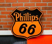 Vintage Gas Oil Advertising Signs