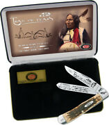 Case Xx Limited Edition Collectible Trail Of Tears Trapper Pocket Knife