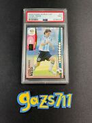 Lionel Messi 2006 Panini Germany World Cup - Psa 9 Mint