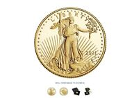 American Eagle 2021 One-quarter Ounce Gold Proof Type 2 Coin - 21edn - In Hand