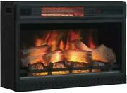Classic Flame 26″ 3d Infrared Electric Fireplace Insert 26ii042fgl Open Box