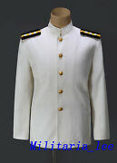 Imperial Japanese Repro Navy Second Tunic White Tunic All Sizes