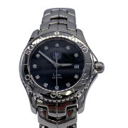 Tag Heuer Link 27mm Pre-owned Watch From Little Switzerland
