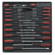 Gearwrench 20-piece Master Dual Material Screwdriver Set 80066 New