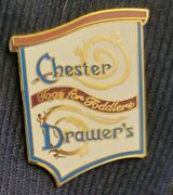 Disney Pin Dlr Sign Series Chester Drawers