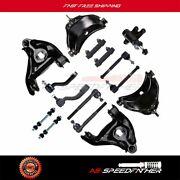 For Gmc Yukon 2wd 15pcs Front Idler Pitman Arm Control Arms Kit Upper Lower