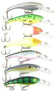 7 Cotton Cordell Wally Diver Cd6 Trolling Depth 18and039 Feet 3-1/8 Long Walleyes