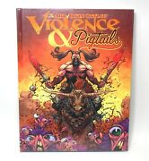 Violence And Pigtails Art Of Ryan Ottley Hardcover Hc Spider-man Invincible - New