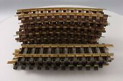 Lionel And Lgb 8-82003 And 1000 G Scale Assorted Track Sections [15]