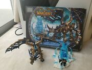Mega Bloks, World Of Warcraft, Sindragosa And The Lich King Complete Lego Blizzard