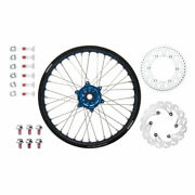 Tusk Impact Complete Rear Wheel Package 19 X 2.15
