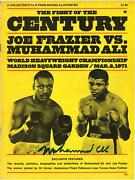 Muhammad Ali Autographed Boxing Illustrated Magazine From March 1971 Jsa