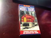 All Aboard America's Best Model Trains Vhs Classic Antique Toy Trains Lionel