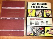 Vintage 1971 Chiltonand039s Auto Mechanics Books Car Repairs And Electrical System 1960