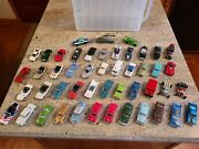 Large Johnny Lightning Loose Die-cast Lot And Other Cars