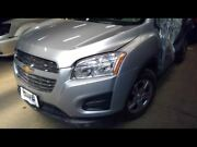 Front Clip 5 Mph Bumper Opt E19 Without Fog Lamps Fits 13-16 Trax 1217666
