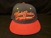 Steamboat Triple Crown World Series Youth Baseball Cap With Autographs