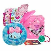 Pikmi Pops Cheeki Puffs - 1pc Medium Collectible Scented Shimmer Plush Toy In