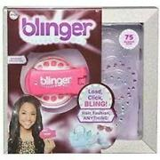 Claireand039s Blinger Glam Styling Tool And Gem Stapler For Girls Includes 75 Gems