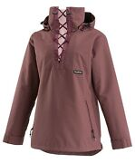 Airblaster Papoose Pullover Womens Mahogany