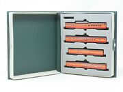 N Scale Kato 106-029 Sp Southern Pacific Daylight 4-car Passenger Set