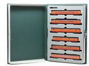 N Scale Kato 106-019 Sp Southern Pacific Daylight 6-car Passenger Set